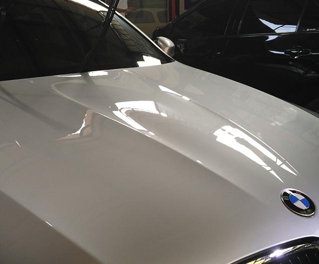 HASIL AUTOTRIZ COATING <b>BMW SERI 5</b>