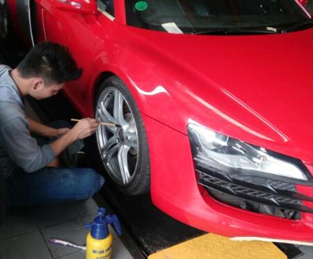 Car Wash Meguiars Jakarta