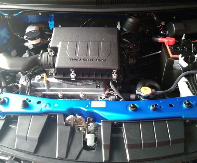 Hasil Engine Detail Mobil Sirion