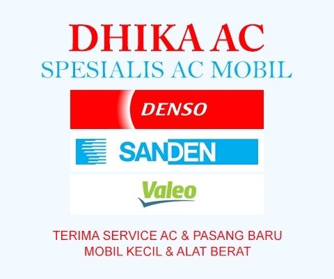 DHIKA AC - Specialis AC Mobil