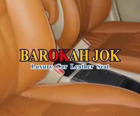 Jok Kulit BAROKAH, Luxury Car Leather Seat