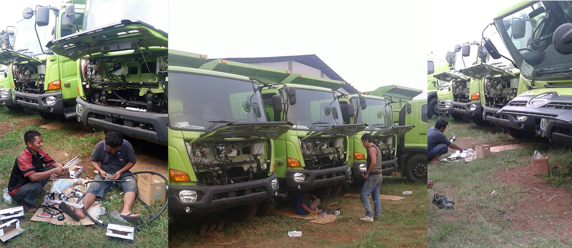 DHIKA AC Specialis AC Mobil Tangerang Cipondoh