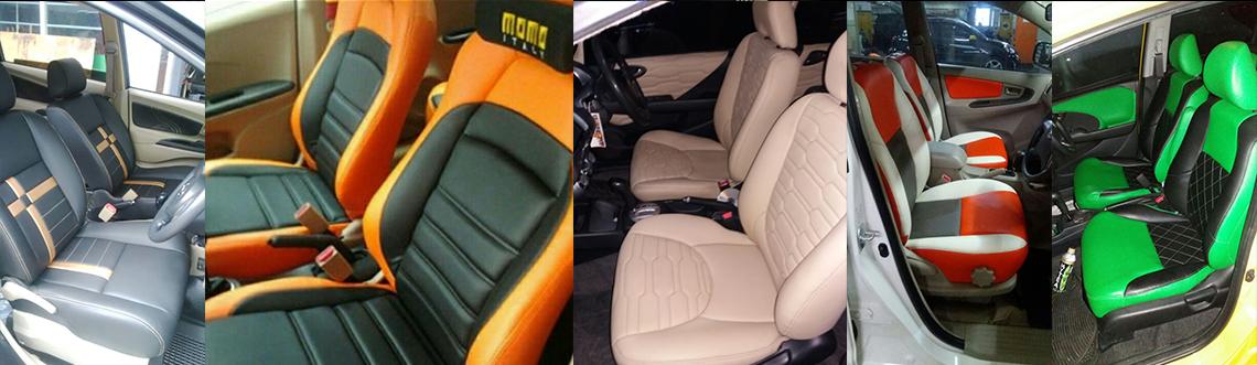 Pelangi Car Leather Seat